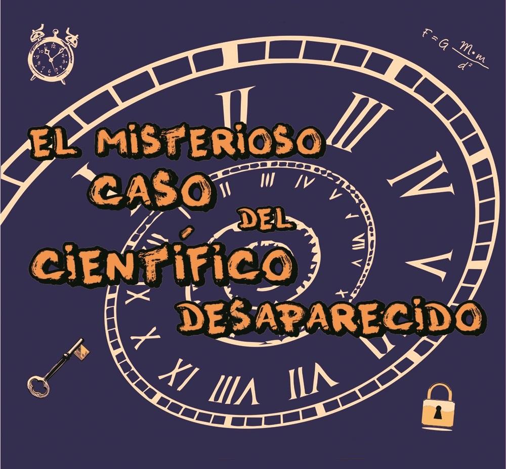 escape room El Misterioso Caso del Científico Desaparecido