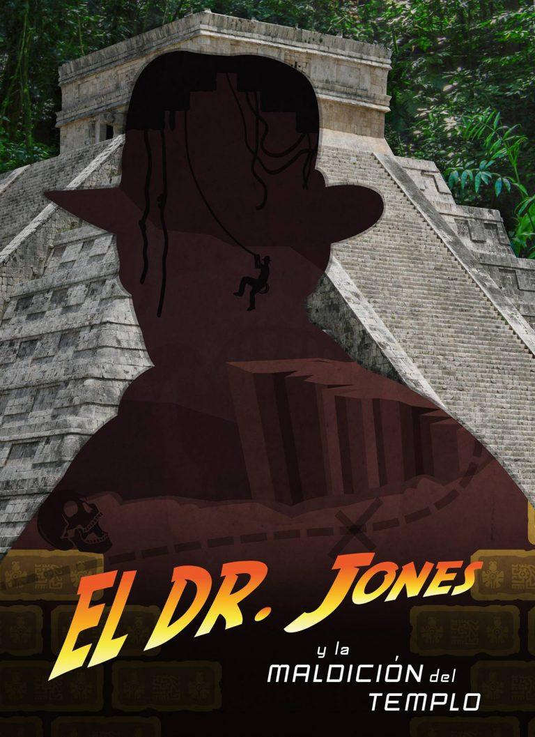 escape room El Dr. Jones y la Maldición del Templo