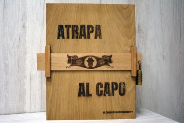 escape room Atrapa al Capo