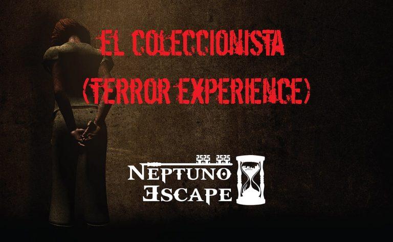 escape room El Coleccionista