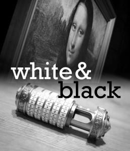 escape room White & Black