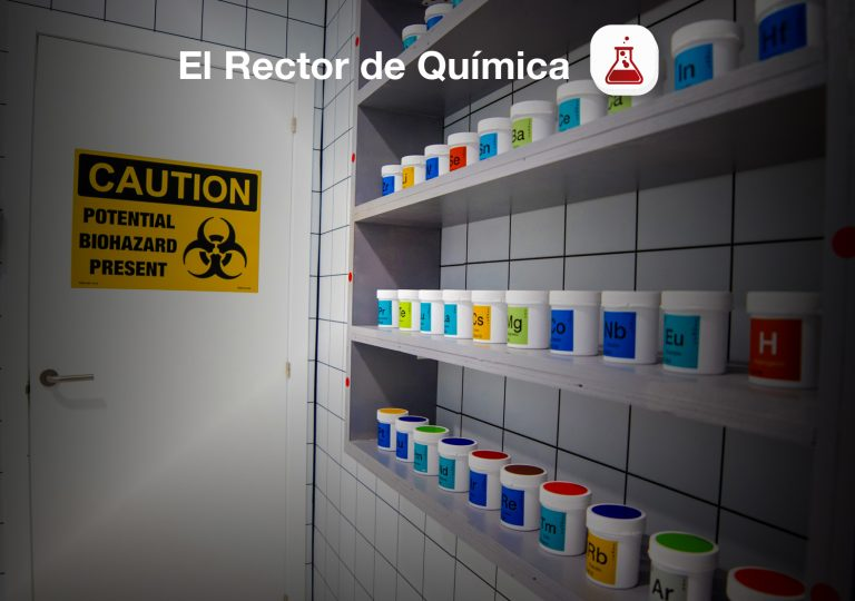 escape room El Rector de Química