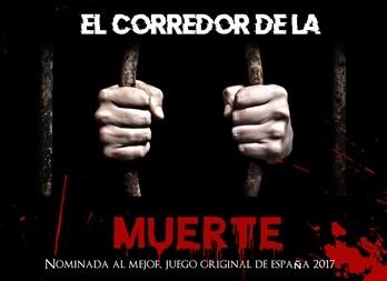 escape room El Corredor de la Muerte