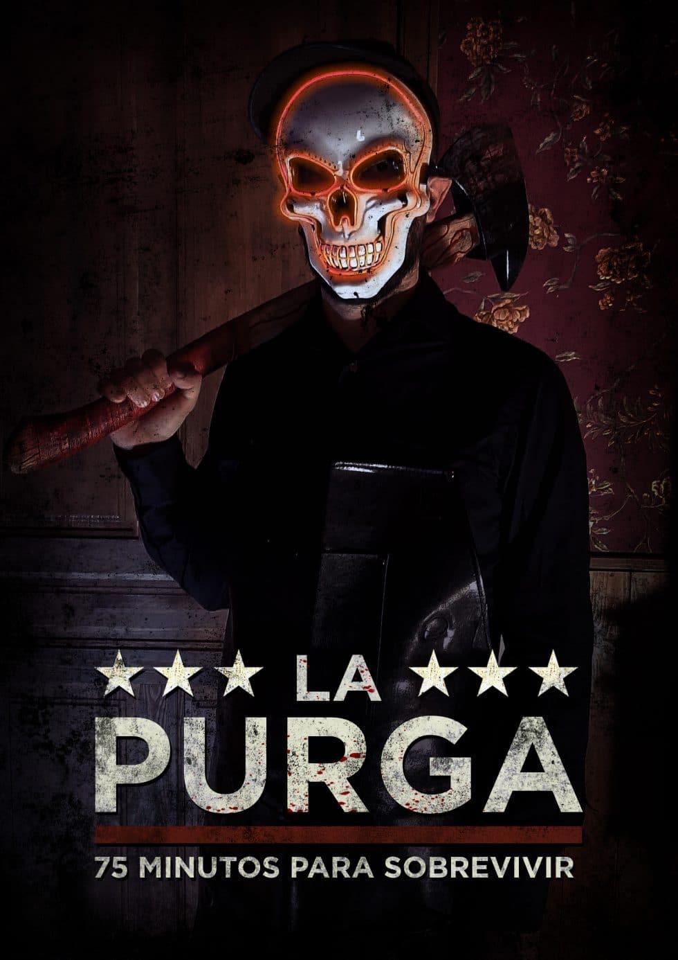 escape room La Purga