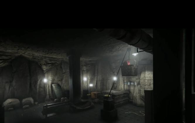 escape room Mine