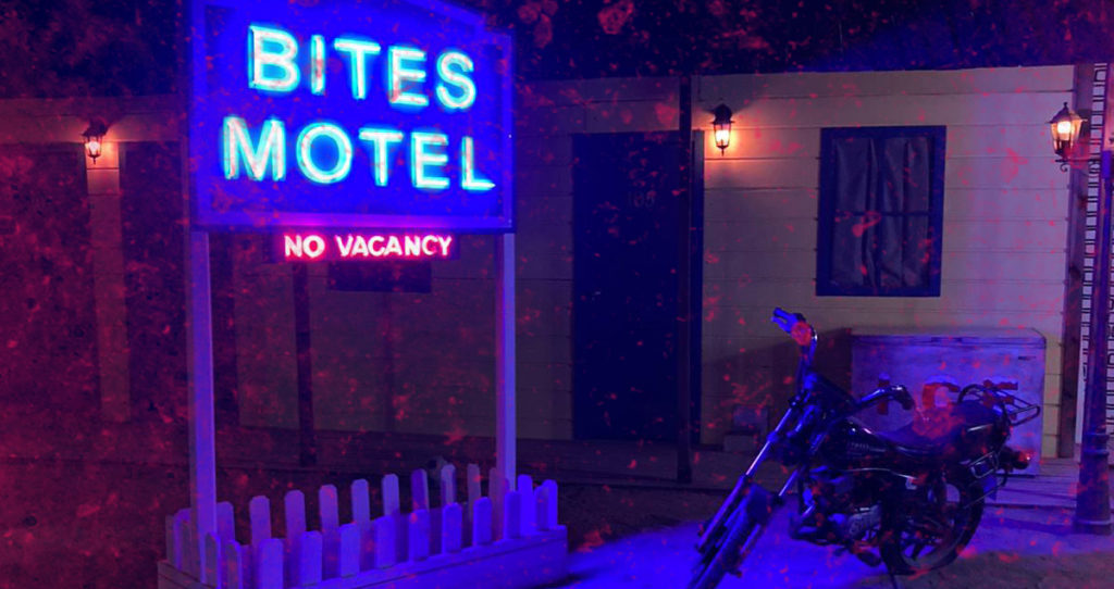 escape room Bites Motel