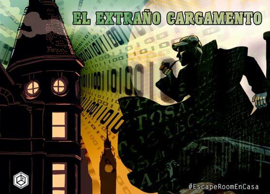 escape room El Extraño Cargamento