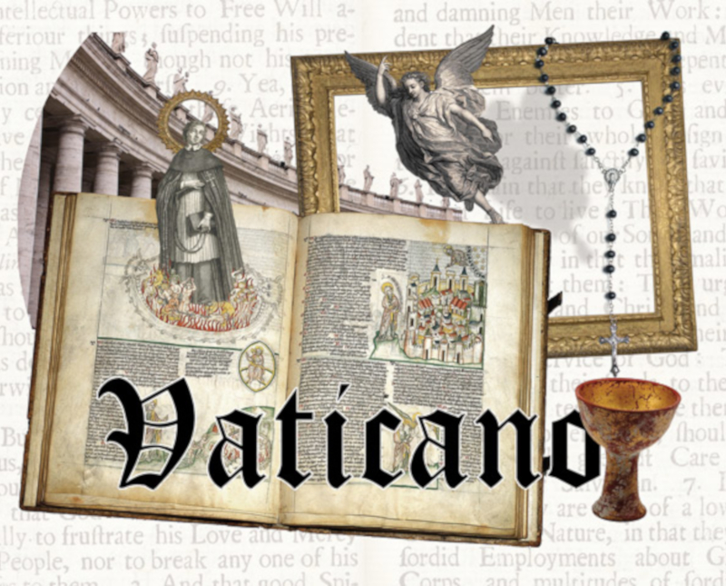 escape room Vaticano