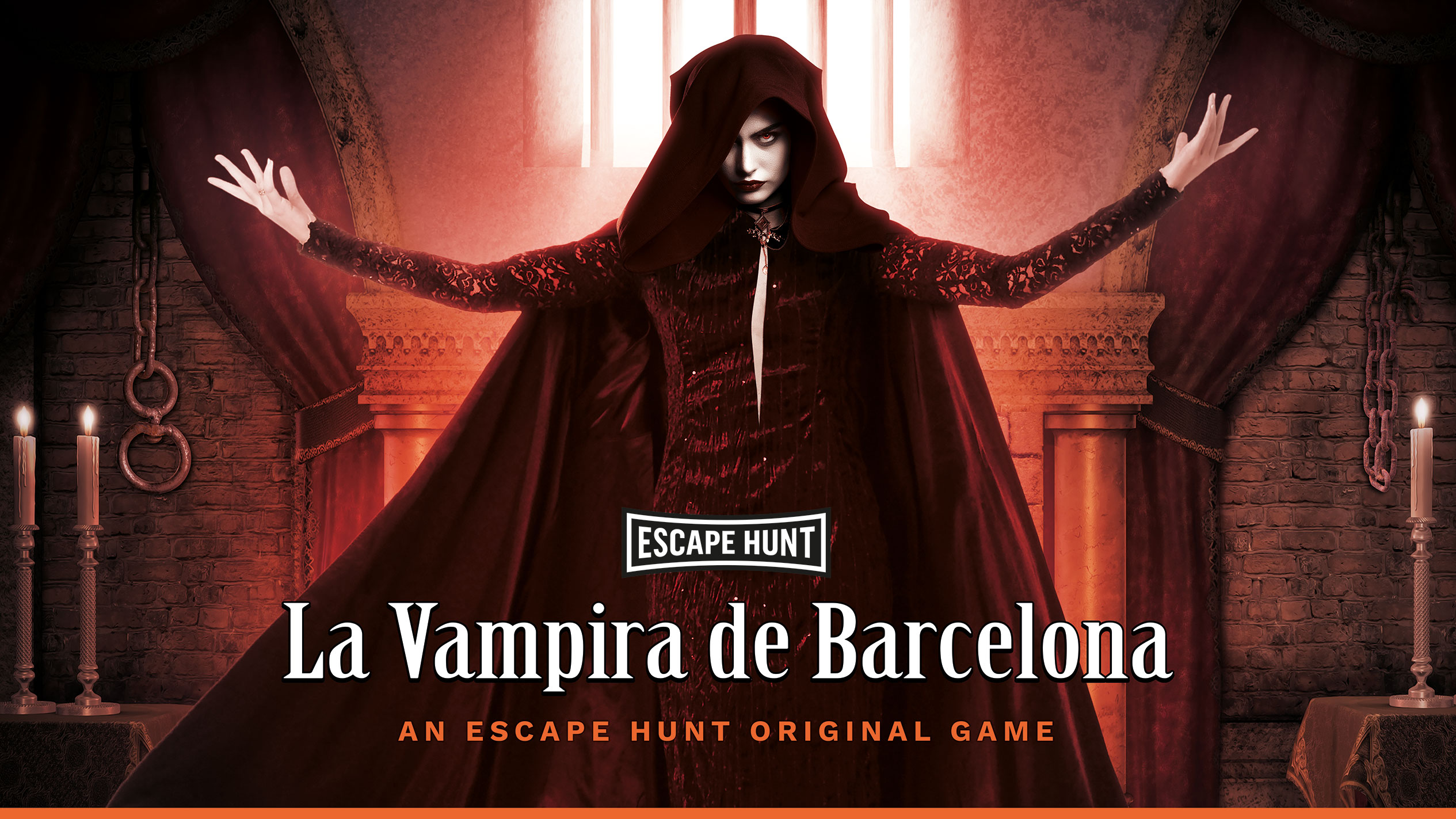 escape room La Vampira de Barcelona