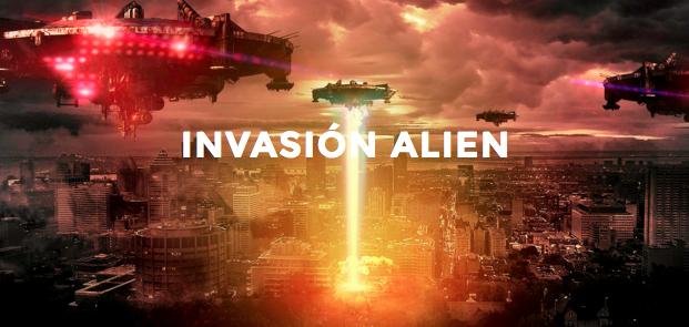 escape room Invasión Alien