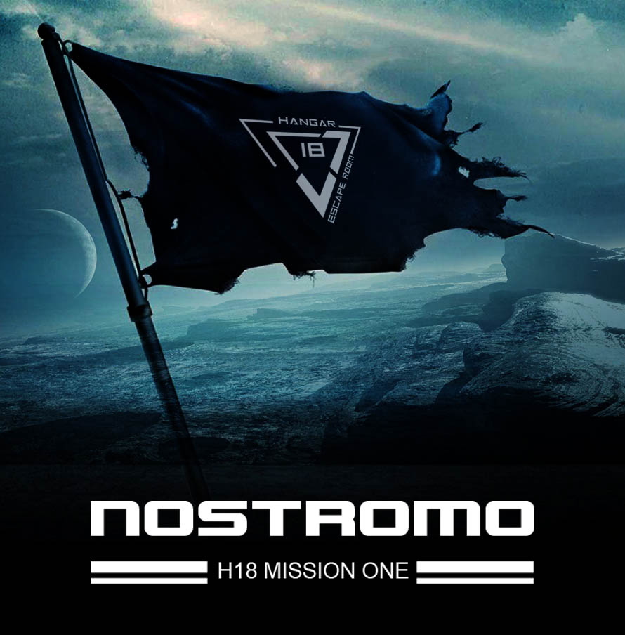 escape room Nostromo - Mission One