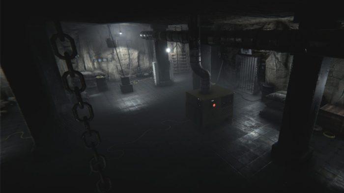 escape room La Mina