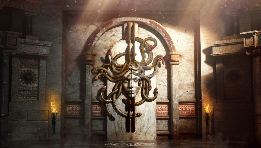 escape room Beyond Medusa's Gate
