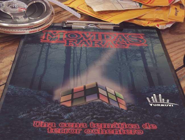 escape room Movidas Raras