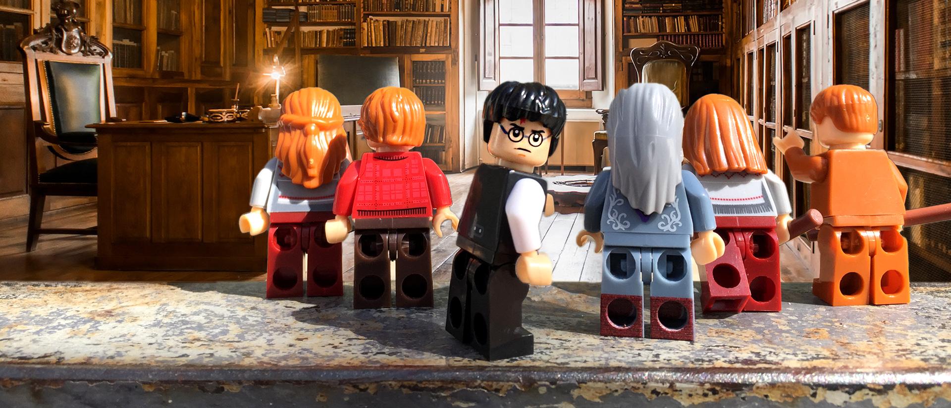 escape room La Biblioteca Mágica