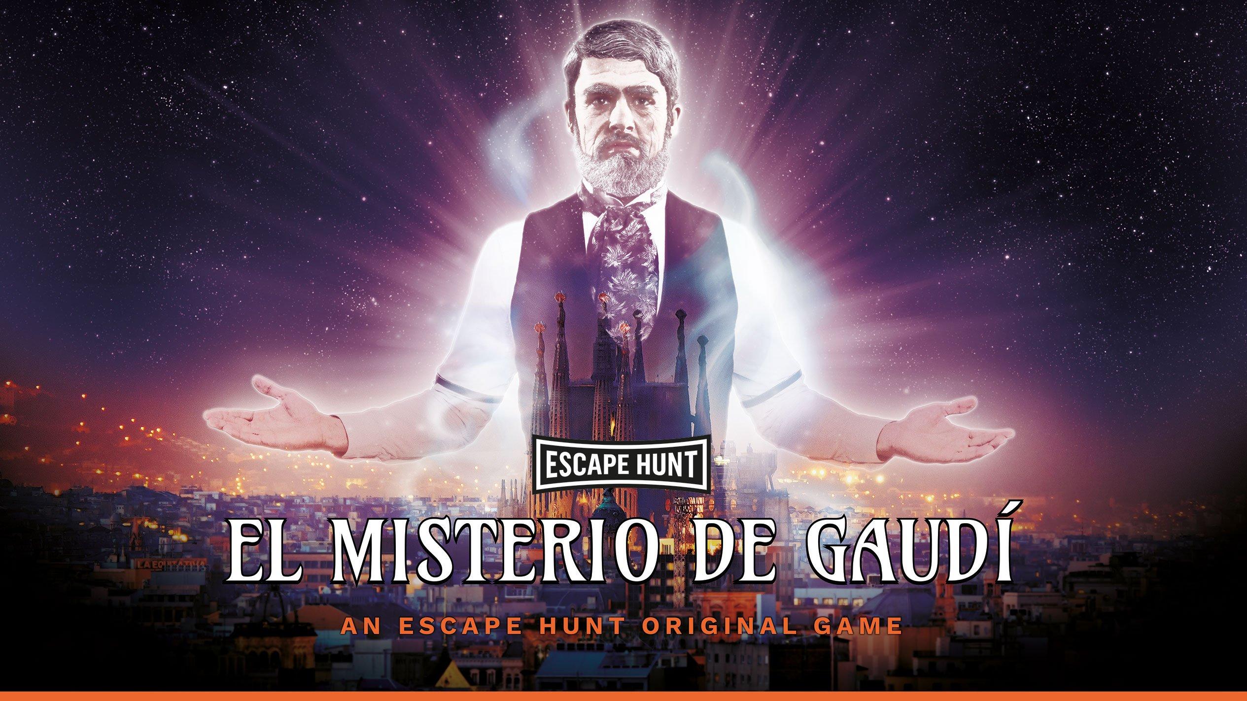 escape room El Misterio de Gaudí