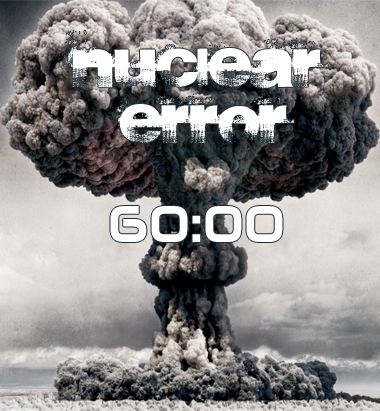 escape room Nuclear Error