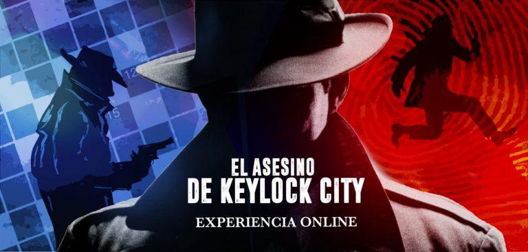 escape room El Asesino de Keylock City (Get Out Escape Room)