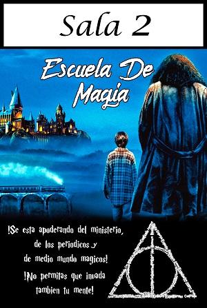 escape room Escuela de Magia