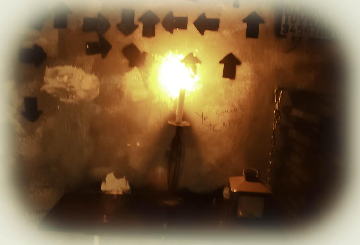 escape room La Celda