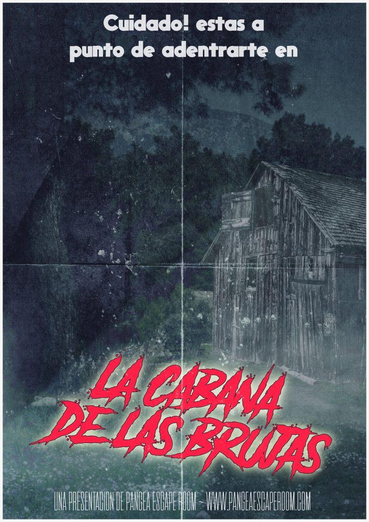 escape room La Cabaña de las Brujas