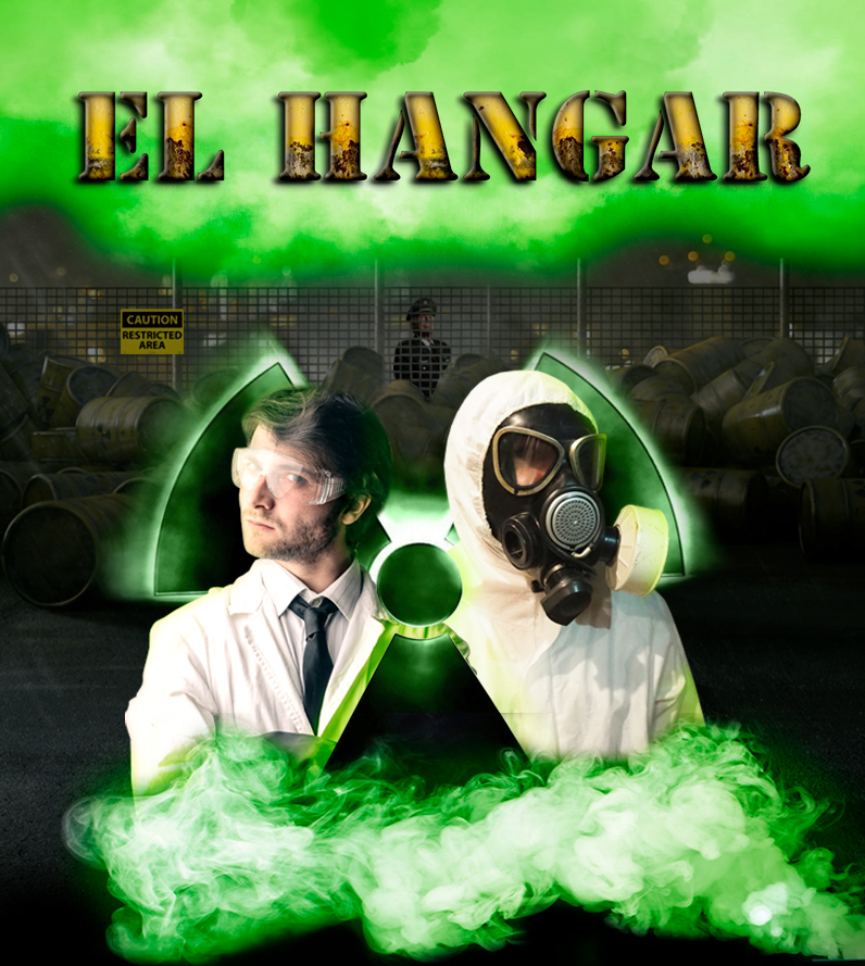 escape room El Hangar