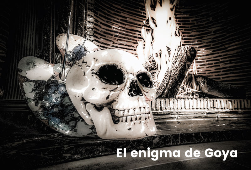 escape room El Enigma de Goya