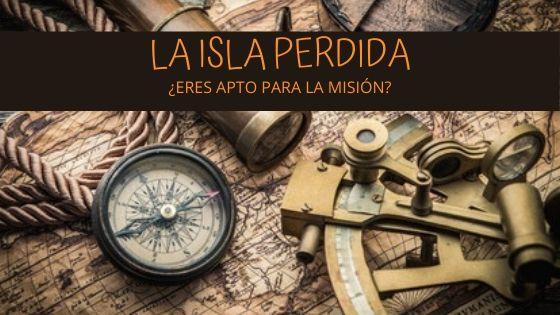 escape room La Isla Perdida