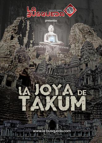 escape room La Joya de Takum