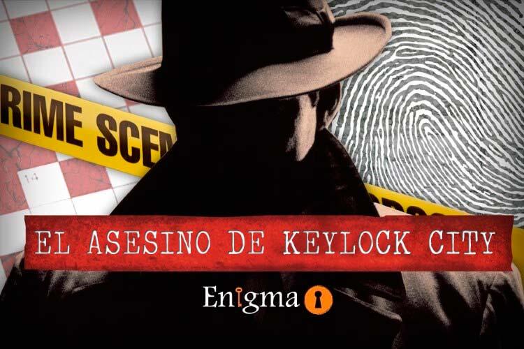 escape room El Asesino de Keylock City