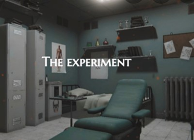 escape room The Experiment