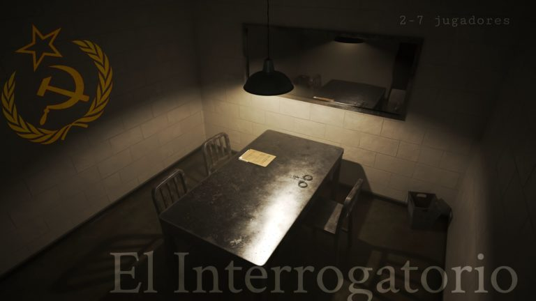 escape room El Interrogatorio