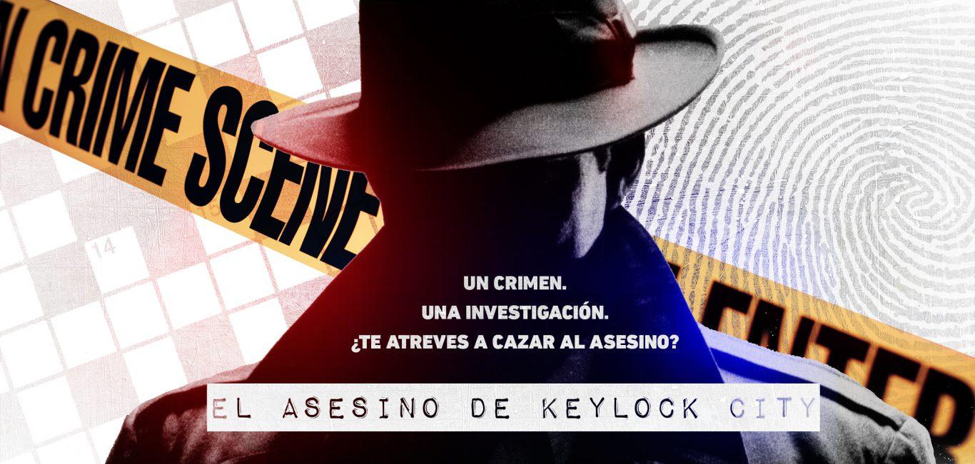 escape room El Asesino de Keylock City (Enigma)