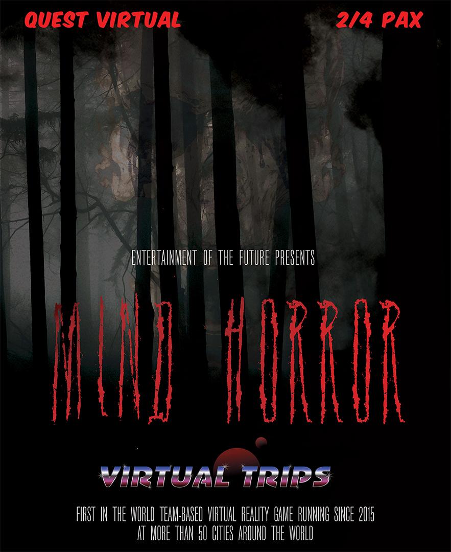 escape room Mind Horror