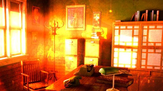 escape room El Despacho del Detective Torre Páez