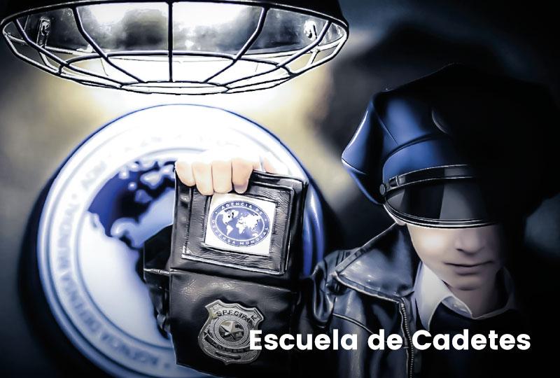 escape room Escuela de Cadetes