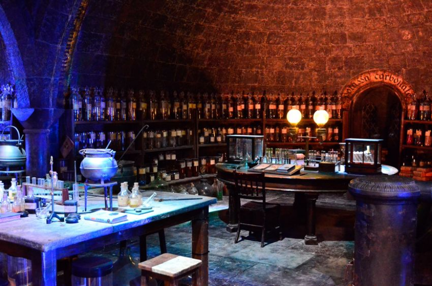 escape room Regreso a Hogwarts