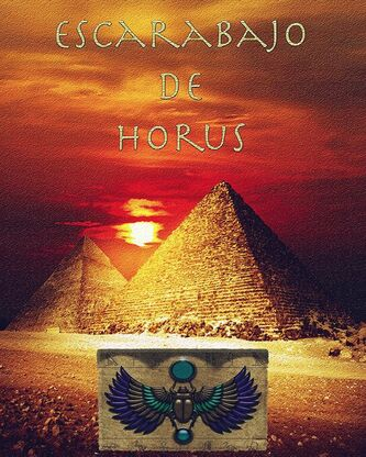 escape room Escarabajo de Horus