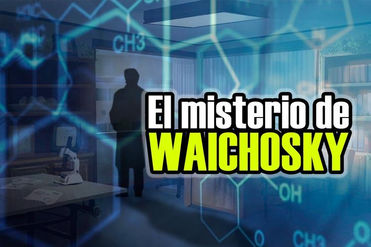 escape room El Misterio de Waichosky