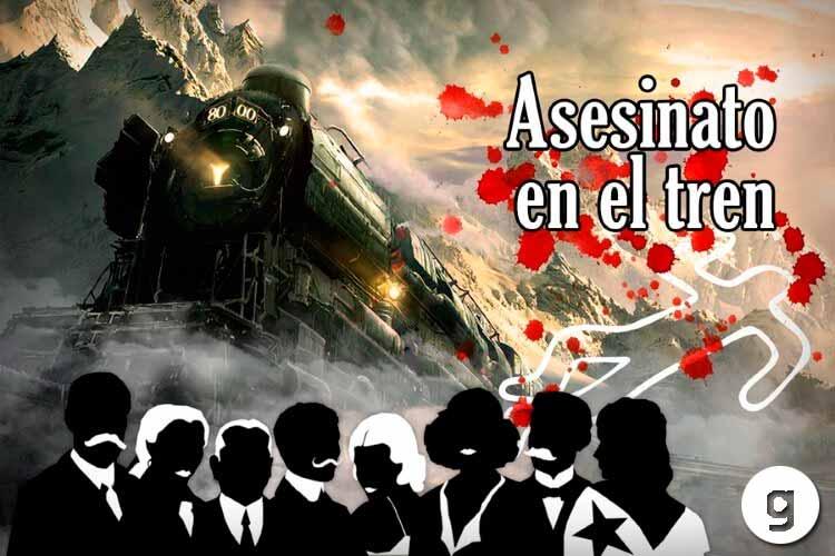 escape room Asesinato en el Tren