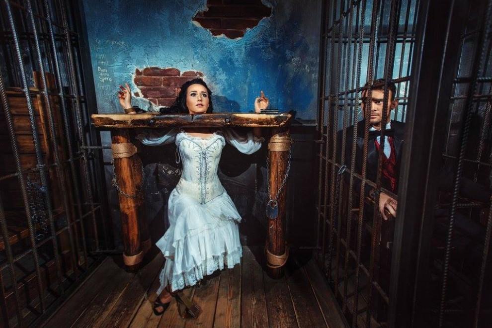 escape room Escape Houdini