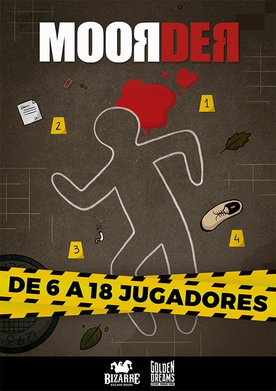 escape room Moorder
