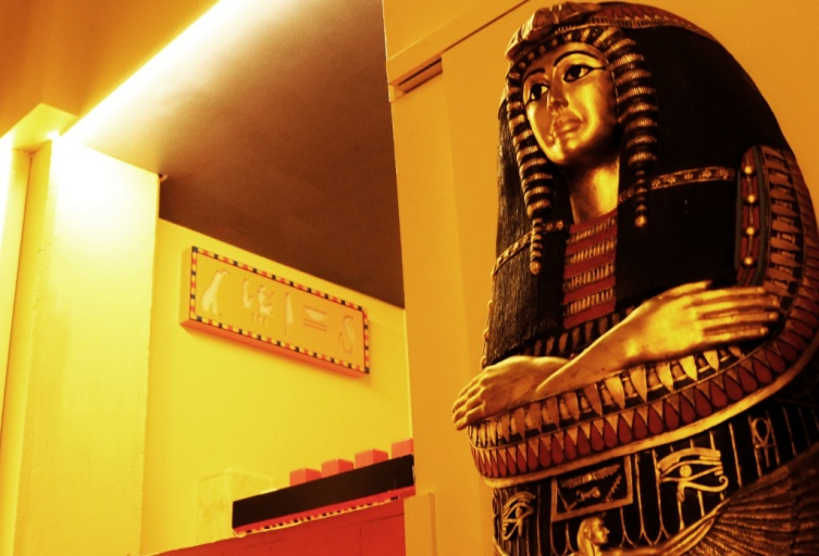 escape room La Egipcia