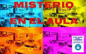 escape room Misterio en el Aula