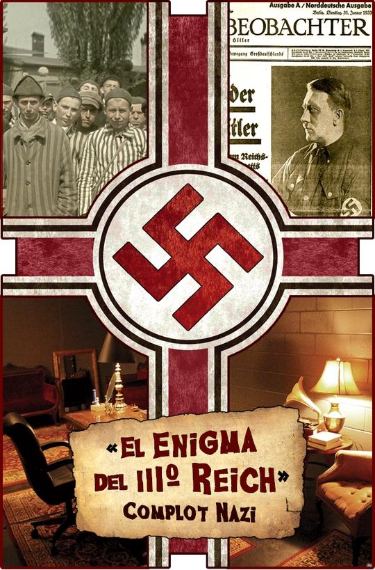 escape room El Enigma del IIIº Reich