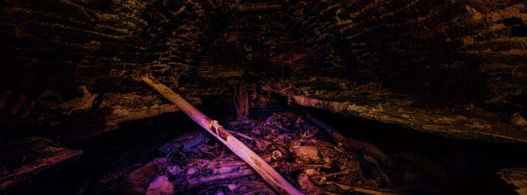 escape room La Cripta Abandonada
