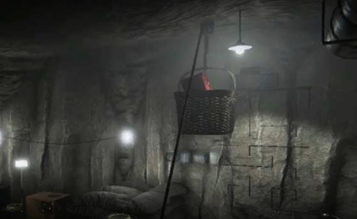 escape room The Mine
