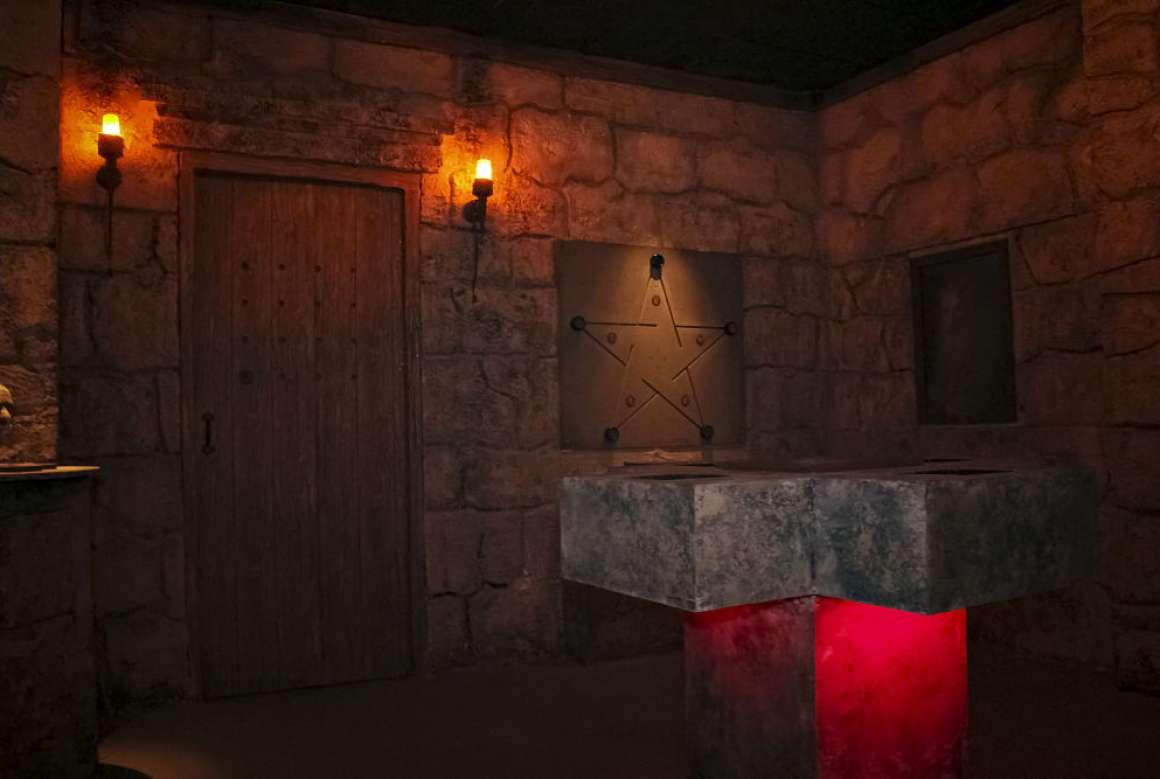 escape room El Secreto de Amerinda