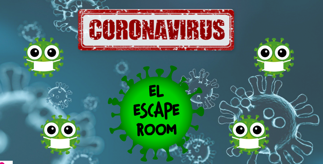 escape room Coronavirus