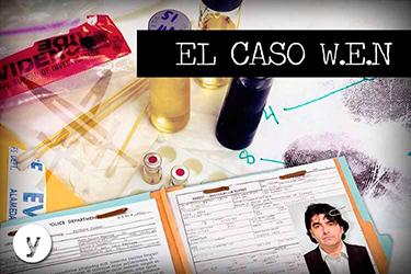 escape room El Caso W.E.N